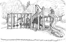 Playground by Dave Paterson