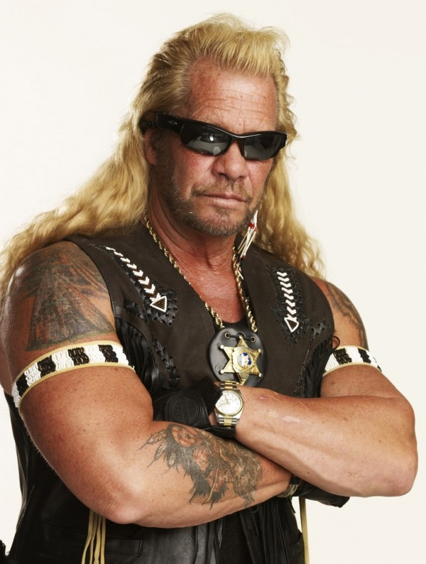 Reality television star Duane Chapman, better known as Dog the Bounty Hunter, said Wednesday he was joining the manhunt for a professional mixed martial artist whose ex-girlfriend has accused him of a brutal attack on her and a friend.