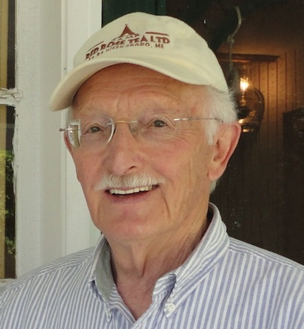 Hank Lunn will speak at the Old Town House in Union on Sept. 3