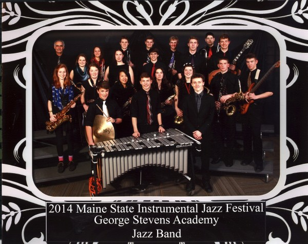 George Stevens Academy Jazz Band