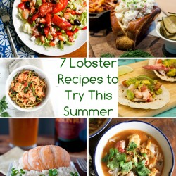 Recipes from the runners-up in the 65th annual Maine Lobster Festival Lobster Cooking Contest