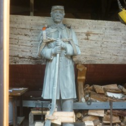 Phase II Orono's Civil War Monument Restoration