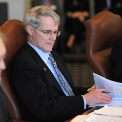 House budget committee chairman plans to make state Senate run