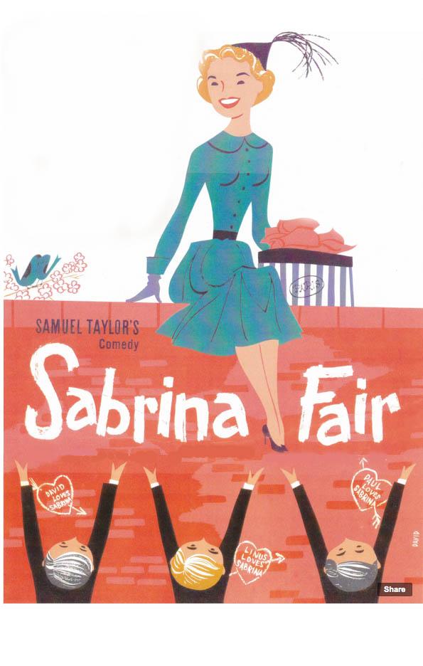New Surry Theatre presents &quotSabrina Fair&quot. www.newsurrytheatre.org