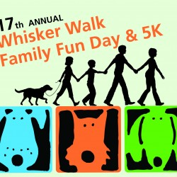 Register today for the 2014 Whisker Walk!