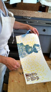 Waterfall Arts receives grant for printmaking studio