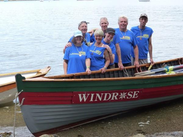 Windrose crew:  Michelle Conlon, Phil Ricci, Nol Bloomenthal, Steve Oeschger, Kristen Schlapp, George Hamilton, and cox Karyn Strauss