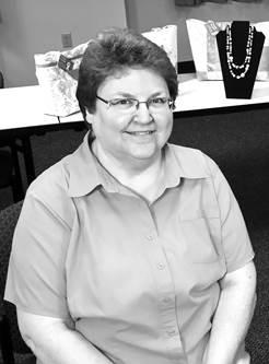 Pam Hocking of Houlton