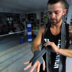 Maine boxer Berry slated to make pro debut Saturday