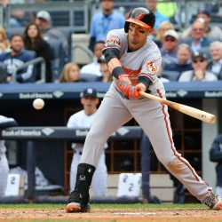 Ex-Deering star Ryan Flaherty forcing Orioles to make tough decision