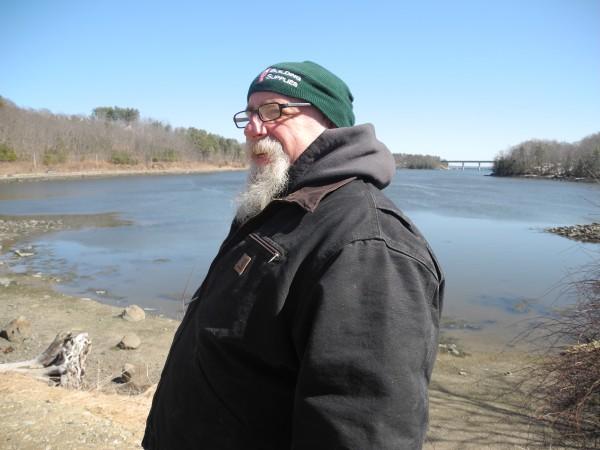 Warren Ard of Liberty wants to help homeless veterans through the planned Garry Owen House.