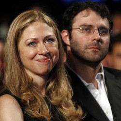 Chelsea Clinton to wed tonight in upstate NY
