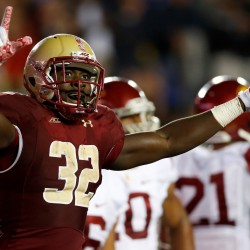 Boston College tops Miami 24-17 in season finale