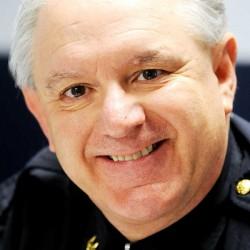 Androscoggin County Sheriff Guy Desjardins
