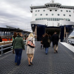 Finance Authority of Maine considers loan or credit guarantee for firm that operates Portland-Nova Scotia ferry