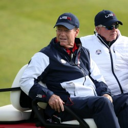 Tom Watson returns as US Ryder Cup captain