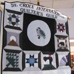 Wooden quilt blocks with unique patterns cropping up in Aroostook County