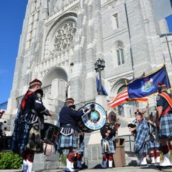 Blue Mass honors Maine's emergency responders