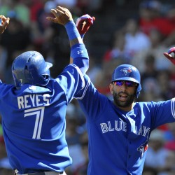 Cabrera hits two homers as Blue Jays rout Red Sox