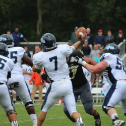 'There's room for improvement': UMaine offense struggles in football opener