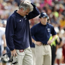 Boston College handles UMaine in Black Bears' football opener