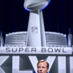 NFL commissioner lays out NFL's new domestic violence policy