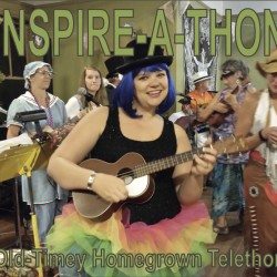 Busking musicians raise money, awareness for hunger prevention