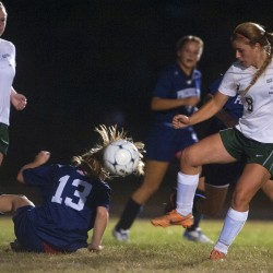 Mount View girls soccer celebrates end of 65-game victory drought