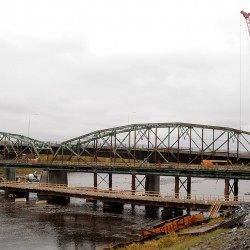 Repairs to bridge mean an end to summer tradition in Aroostook County