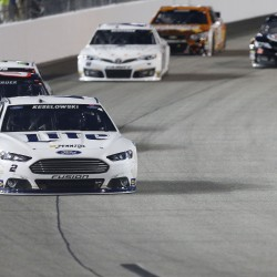 Brad Keselowski takes Chase opener, points lead