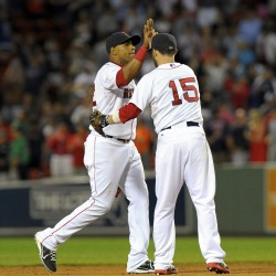 Cespedes' home run in 8th powers Red Sox past Reds
