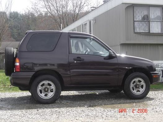 State police are seeking this vehicle in connection with an alleged reckless driving incident.