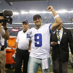 Romo, Cowboys soar past Bills 44-7