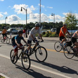 Bangor Land Trust unveils new name, celebrity riders for revamped annual bicycle ride