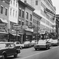 Main Street Bangor, circa 1964