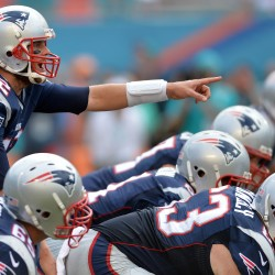 Patriots solid run defense focused on Jackson