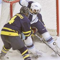 Diamond named University of Maine hockey tri-captain, plans to return for senior year