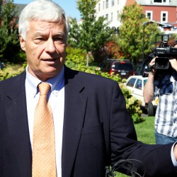 Cutler ad takes swipe at LePage, Michaud for dodging debates
