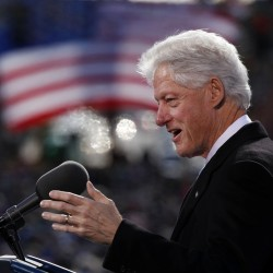 Former President Clinton to rally Democrats in Maine
