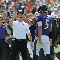 As Ravens prep for repeat run, John Harbaugh goes to his No. 1 source