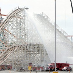 Texas police confirm woman fell to death from roller coaster