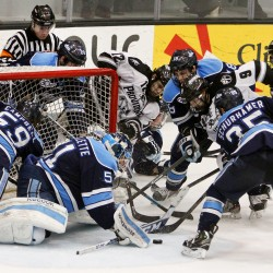 Maine hockey team to cure bumps and bruises during off weekend; Higgins out for season