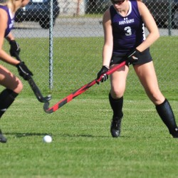 Annis, Skolfield lead undefeated Ponies to 2-0 field hockey win over John Bapst