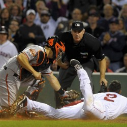 Matusz, Orioles shut down Red Sox 4-1