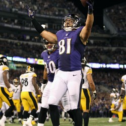 Ravens rally, beat Steelers 17-14 in final minute