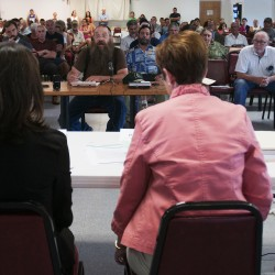 Plan to build landfill in Argyle or Greenbush draws fire at Maine DEP public meeting