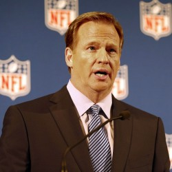Goodell: Recession has helped NFL