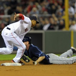 Rays' Price stifles Red Sox as Tampa Bay retakes first place; ump admits to wrong call