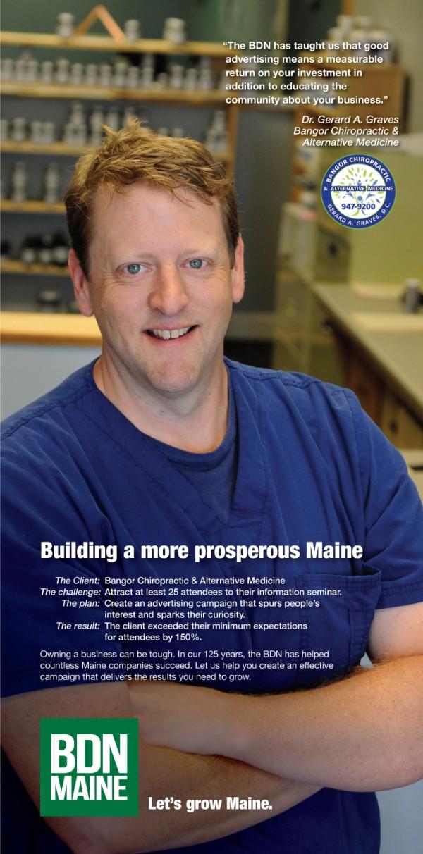Bangor Chiropractic & Alternative Medicine — Uncategorized