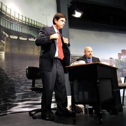 Cashman opens public relations firm